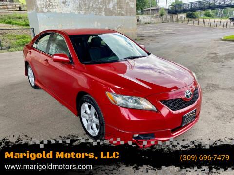 2007 Toyota Camry for sale at Marigold Motors, LLC in Pekin IL