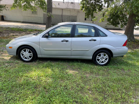 2001 Ford Focus for sale at Bo Bowlin Automotive in Loganville GA