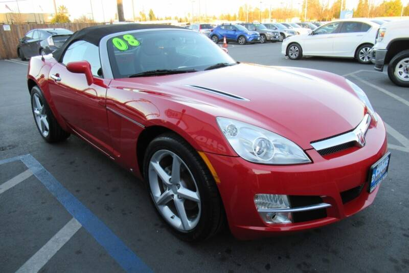 2008 Saturn SKY for sale at Choice Auto & Truck in Sacramento CA