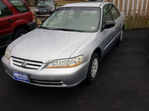 2002 Honda Accord for sale at Premier Auto Sales Inc. in Newport News VA