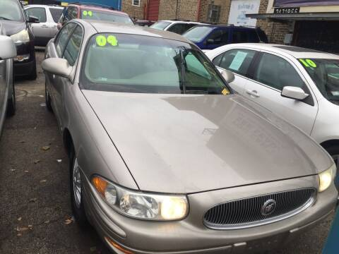 2004 Buick LeSabre for sale at HW Used Car Sales LTD in Chicago IL