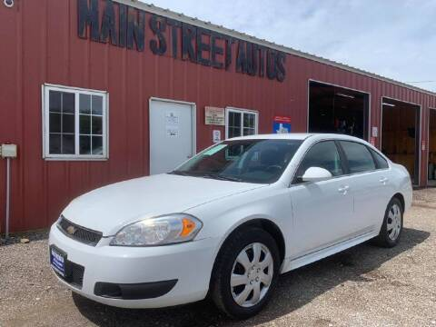 2016 Chevrolet Impala Limited for sale at Main Street Autos Sales and Service LLC in Whitehouse TX