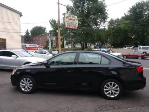 2015 Volkswagen Jetta for sale at HARTFORD MOTOR CAR in Hartford CT