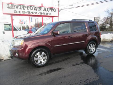 2009 Honda Pilot for sale at Levittown Auto in Levittown PA