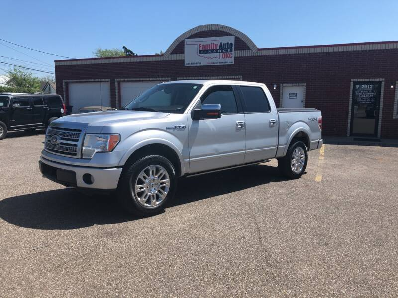 2010 Ford F-150 for sale at Family Auto Finance OKC LLC in Oklahoma City OK
