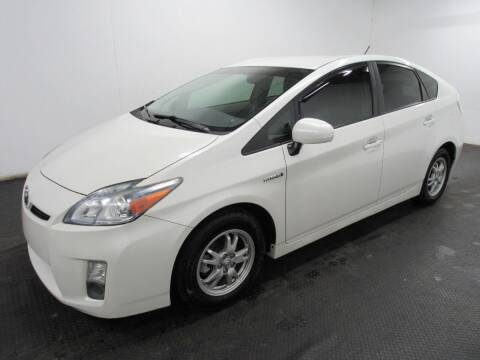 2011 Toyota Prius for sale at Automotive Connection in Fairfield OH