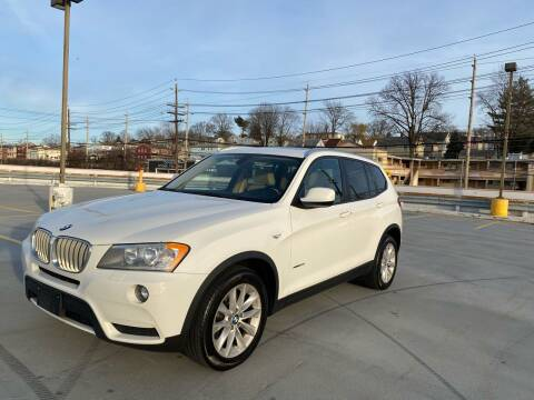 2014 BMW X3 for sale at JG Auto Sales in North Bergen NJ
