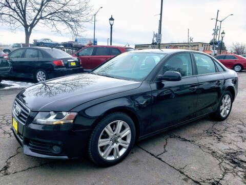 2010 Audi A4 for sale at J & M PRECISION AUTOMOTIVE, INC in Fort Collins CO