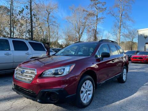 2017 Subaru Outback for sale at Car Online in Roswell GA