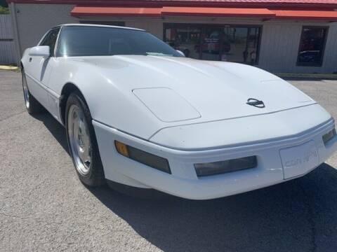 1996 Chevrolet Corvette for sale at CON ALVARO ¡TODOS CALIFICAN!™ in Columbia TN
