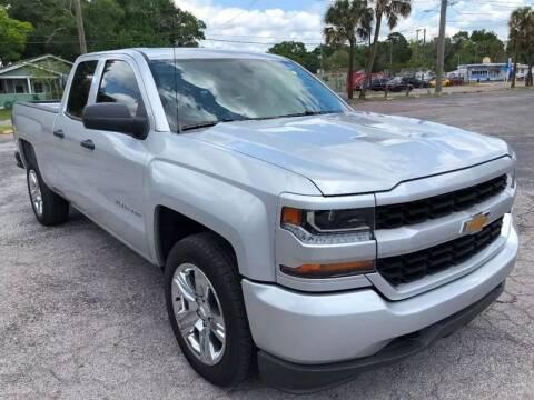 2017 Chevrolet Silverado 1500 for sale at Consumer Auto Credit in Tampa FL