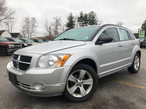 2011 Dodge Caliber for sale at J's Auto Exchange in Derry NH