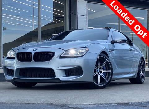 2017 BMW M6 for sale at Carmel Motors in Indianapolis IN
