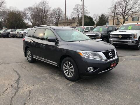 2013 Nissan Pathfinder for sale at WILLIAMS AUTO SALES in Green Bay WI