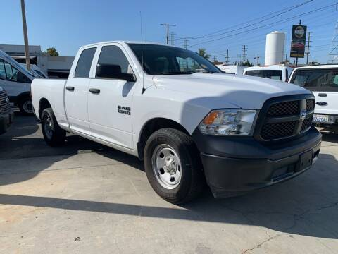 2017 RAM Ram Pickup 1500 for sale at Best Buy Quality Cars in Bellflower CA