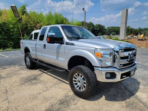 2016 Ford F-250 Super Duty for sale at Capital Motors in Raleigh NC