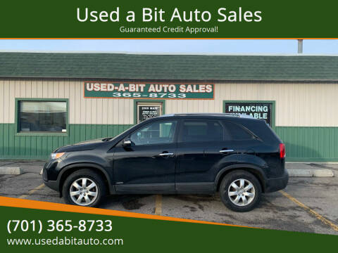 2013 Kia Sorento for sale at Used a Bit Auto Sales in Fargo ND