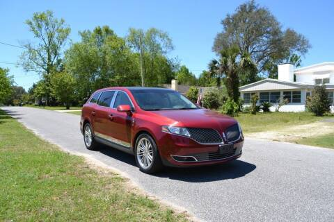 2014 Lincoln MKT for sale at Car Bazaar in Pensacola FL