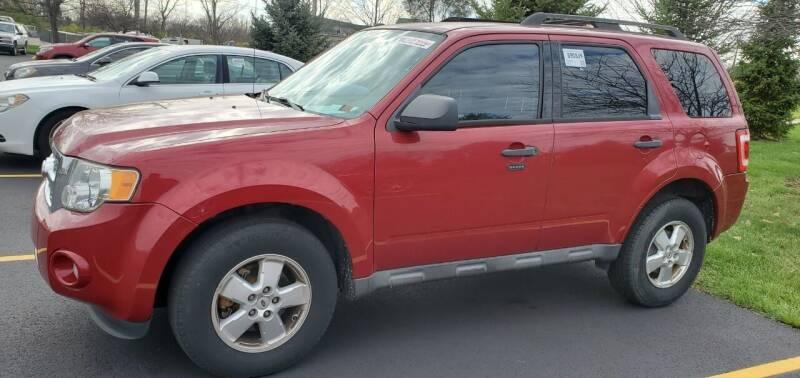 2010 Ford Escape for sale at Superior Auto Sales in Miamisburg OH