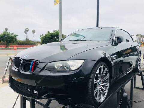 2008 BMW M3 for sale at Bozzuto Motors in San Diego CA