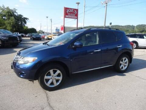 2010 Nissan Murano for sale at Joe's Preowned Autos in Moundsville WV