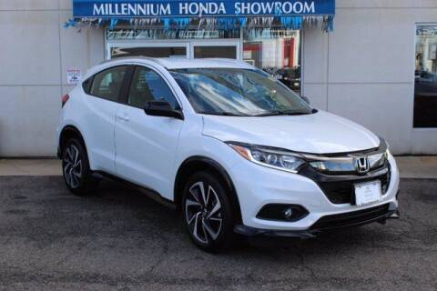 2019 Honda HR-V for sale at MILLENNIUM HONDA in Hempstead NY