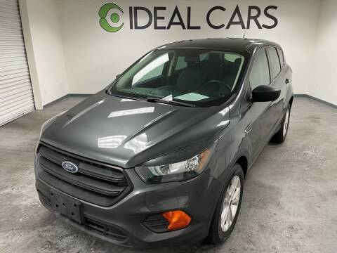 2019 Ford Escape for sale at Ideal Cars in Mesa AZ