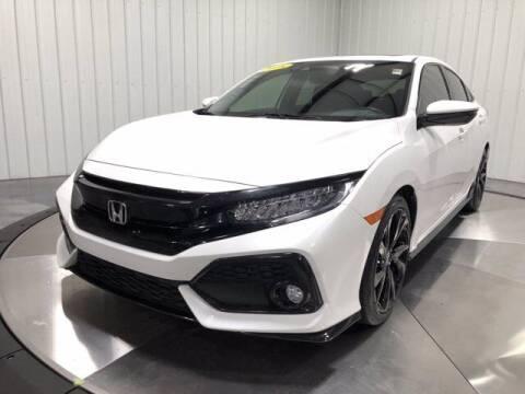 2018 Honda Civic for sale at HILAND TOYOTA in Moline IL