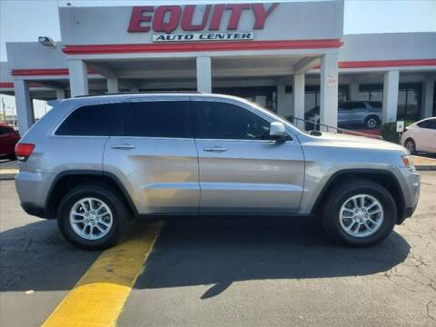 2014 Jeep Grand Cherokee for sale at EQUITY AUTO CENTER in Phoenix AZ