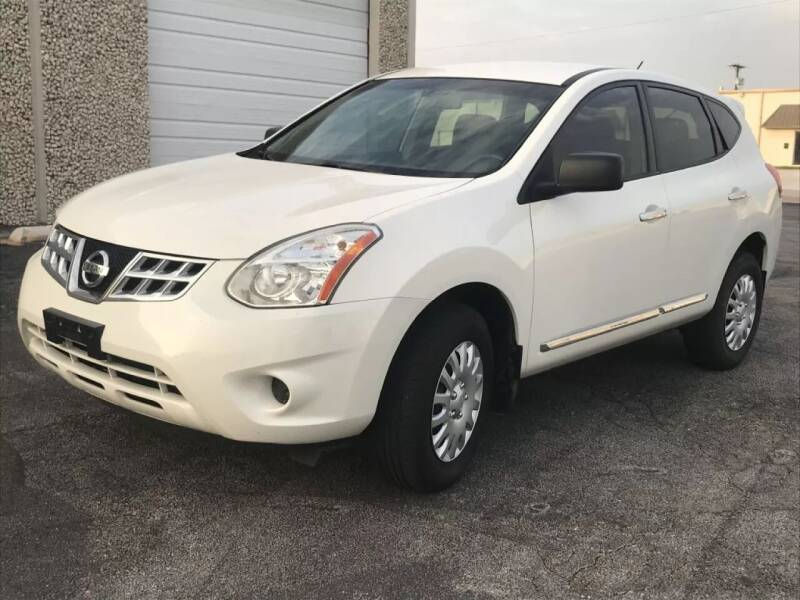 2013 Nissan Rogue for sale at Evolution Motors LLC in Dallas TX