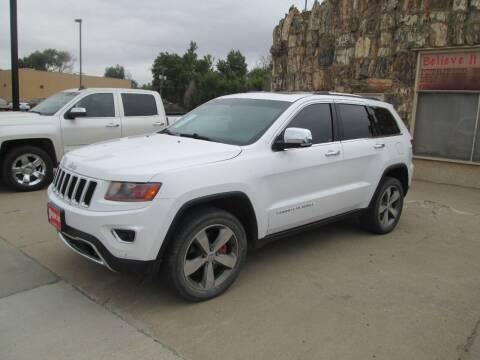 2015 Jeep Grand Cherokee for sale at Stagner INC in Lamar CO