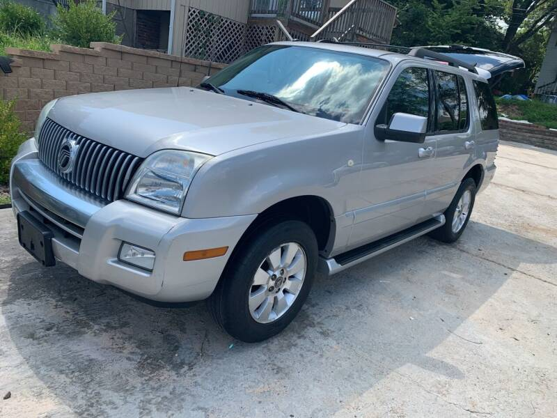 2006 Mercury Mountaineer for sale at Capital Mo Auto Finance in Kansas City MO