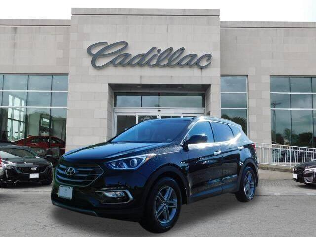 2017 Hyundai Santa Fe Sport for sale at Radley Cadillac in Fredericksburg VA