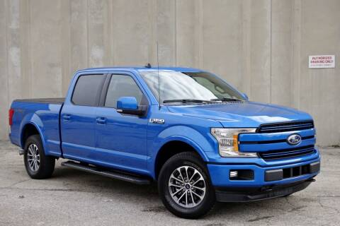 2019 Ford F-150 for sale at Albo Auto in Palatine IL