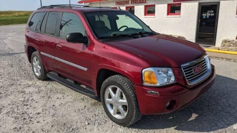 2008 GMC Envoy for sale at Sarpy County Motors in Springfield NE