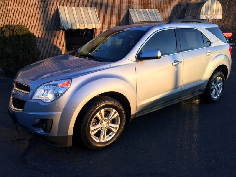 2014 Chevrolet Equinox for sale at Depot Auto Sales Inc in Palmer MA