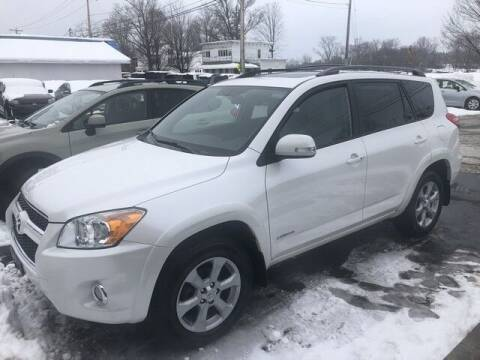 2011 Toyota RAV4 for sale at BATTENKILL MOTORS in Greenwich NY