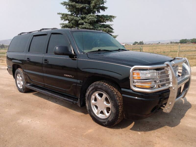 2004 GMC Yukon XL for sale at Kevs Auto Sales in Helena MT