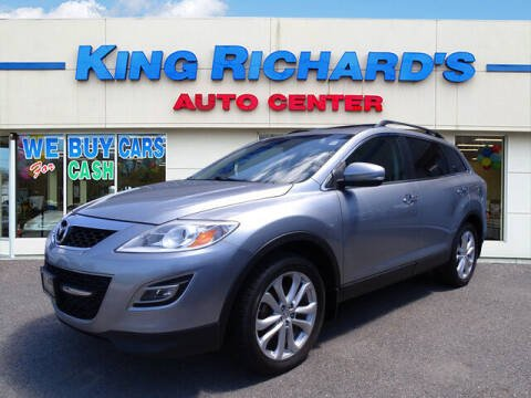 2011 Mazda CX-9 for sale at KING RICHARDS AUTO CENTER in East Providence RI