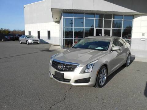 2013 Cadillac ATS for sale at Auto America in Monroe NC
