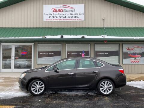 2013 Buick Verano for sale at AutoSmart in Oswego IL