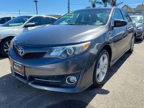 2014 Toyota Camry for sale at Auto Max of Ventura in Ventura CA