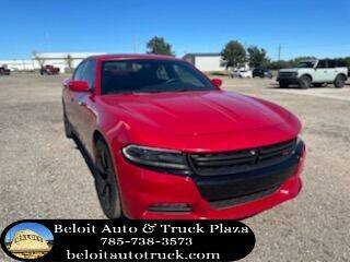 2016 Dodge Charger for sale at BELOIT AUTO & TRUCK PLAZA INC in Beloit KS