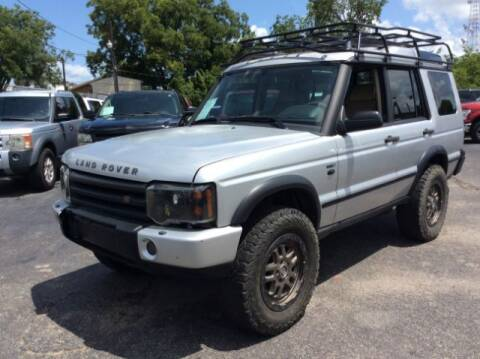 2004 Land Rover Discovery for sale at Allen Motor Co in Dallas TX