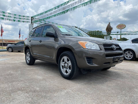 2012 Toyota RAV4 for sale at SOUTHWAY MOTORS in Houston TX