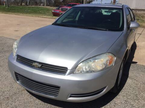 2014 Chevrolet Impala Limited for sale at LOWEST PRICE AUTO SALES, LLC in Oklahoma City OK
