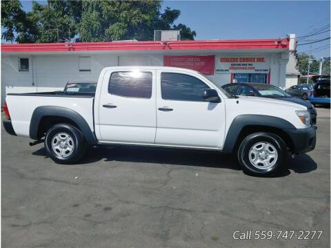 2015 Toyota Tacoma for sale at Dealers Choice Inc in Farmersville CA