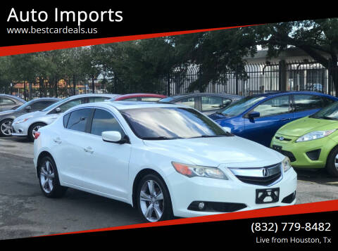 2013 Acura ILX for sale at Auto Imports in Houston TX