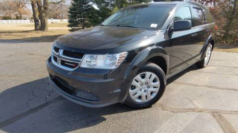 2017 Dodge Journey for sale at West Point Auto Sales in Mattawan MI