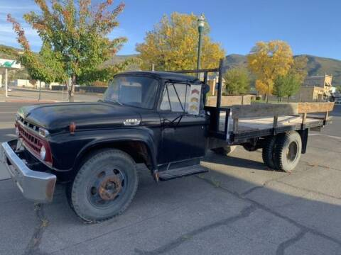 1965 Ford F-600 for sale at Classic Car Deals in Cadillac MI